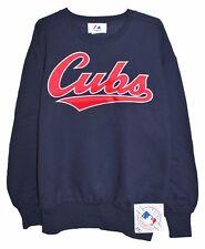 Chicago Cubs MLB BLUE Sweat Shirt Mens L