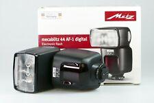 Metz Mecablitz 44 AF-1 digital für Canon **Gebrauchtware vom Fachhändler**
