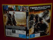 TERMINATOR SALVATION (DVD, M)