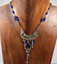 Modeschmuck-Halsketten & -Anhänger aus Stein Glassteine