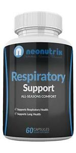 Respiratory - Immune Support, Lung Detox Cleanse with Vitamin C by: Neonutrix