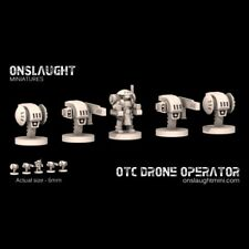 Onslaught Miniatures - Drone Controller - 6mm