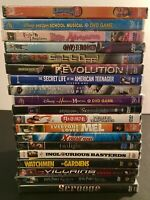 DVD's Lot of 19 Kids / Teens Total 19 Movies NEW FACTORY SEALED