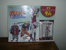 Naruto Shippuden SAKURA NUMERO 3 NEUF PLUS LE FASCICULE