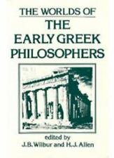 The Worlds of the Early Greek Philosophers-ExLibrary