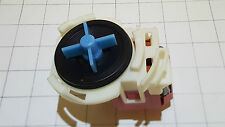 DRAIN PUMP FOR WASHERS /DISHWASHERS WITH PLUG-IN WIRES SUITS F/P WHIRLPOOL ETC