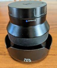 ZEISS Batis 2136-691 18mm f/2.8 Lens for Sony E -Black