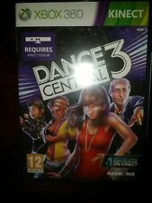 Dance Central 3 ~ XBox 360 Kinect  new sealed pal - FREE POSTAGE