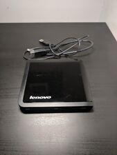Lenovo Slim Portable DVD Writer 0A33988 - Barely User - Mint Condition