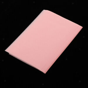 100 Sheets Face Oil Control Film Absorbing Tissue Makeup Blotting Paper Pads