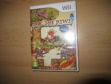Ivy the Kiwi, Nintendo Wii - NUEVO PRECINTADO VERSIÓN PAL