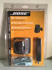 Genuine Bose UB-20B Black Wall/Ceiling Bracket - SEALED