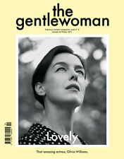 The GENTLEWOMAN 4,Olivia Williams,Alasdair McLellan,Jennifer Egan,Gaia Repossi