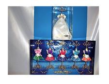 USJ jewelry stand Princess Serenity Sailor Moon Venus Mars Mercury Jupiter 6 set
