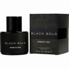 BLACK BOLD by Kenneth Cole cologne men EDP perfume 3.3 / 3.4 oz New in Box