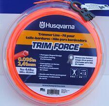 Genuine OEM Husqvarna  1LB .095  LINE HEXAGON 639006110
