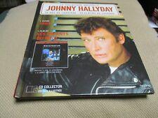 """CD-LIVRE """"JOHNNY HALLYDAY - LES ENFANTS DU ROCK (1984)"""""""