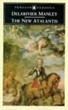 The New Atalantis by Delarivier Manley (1993, Paperback)