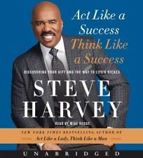 Act Like a Success, Think Like a Success Audiobook by Steve Harvey Audio Book