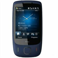 REFURBISHED HTC T3232 Touch 3G Sim Free Windows Mobile Smartphone - Blue