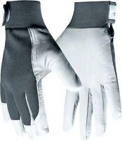 GEBOL UNI FIT COMFORT Montagehandschuhe 10 XL Arbeitshandschuhe Leder Handschuhe