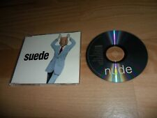 SUEDE - ANIMAL NITRATE (RARE DELETED CD SINGLE - NUD4CD)