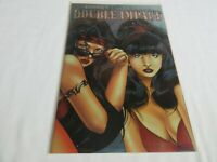Double Impact (vol. 2) #1 Chromium Cover wraparound NM-