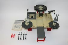 VINTAGE GI JOE - PLAYSET - Transportable Tactical Battle Platform vintage 1985