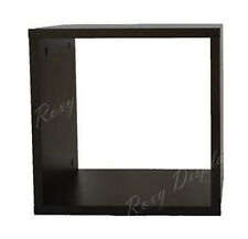 1 Black Cube Stand Display Table #CUBE14BK-SC