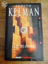 L'Eté des orages - Judith Kelman - Payot suspense