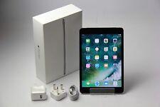 Apple iPad mini 3 128GB, Wi-Fi + 4G (Unlocked) Space Grey EXCELLENT, GRADE A 827