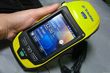 LCD show Half Yellow Trimble Geo Explorer 6000 XH 3.5G Rugged GNSS GPS Handheld