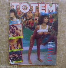 Totem Magazine, para adultos, nº 72, con comics, Crepax, New Comics, año 1977