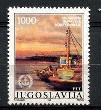Yugoslavia 1988 SG#2469 Danube Conference MNH #A33199