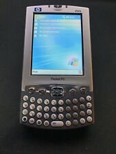 Hp iPaq H4300 Series Model H4355 Pocket Pc w/ Keyboard, WiFi & Bluetooth - Nice!