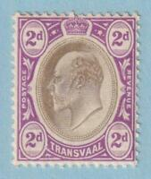 TRANSVAAL 270  MINT HINGED OG * NO FAULTS EXTRA FINE!