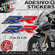 Adesivi/Stickers compatibili BMW S 1000 RR 08 16 HP4 MOTORRAD FRANCE TOP QUALITY