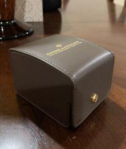 Authentic Baume & Mercier Watch Travel Case