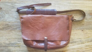 WP Standard/Whipping Post - Leather - Messenger Bag - Tan