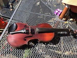 Old French Violin  JTL Medio Fino Antique Mirecourt Lamy