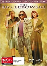 The Big Lebowski DVD Movie TOP 250 MOVIES BRAND NEW R4
