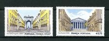 Portugal 2016 MNH JIS Joint Issue France 2v Set Buildings Architecture Stamps