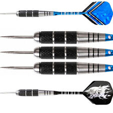 Aluminium Sport Tungsten Steel Needle Shafts Sets Tip Darts With Dart Flights