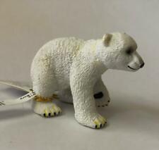 NEW PAPO 50025  BABY POLAR BEAR ACTION FIGURE FIGURINE COLLECTIBLE