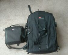 Lowepro Photo Trekker AW  Camera Backpack and lowepro format 160 mini camera bag