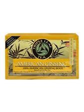 Triple Leaf Tea, American Ginseng Herbal Tea, 20 tea bags
