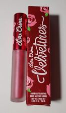 Lime Crime Vibe Metallic Velvetines Liquid Matte Lipstick New in Box