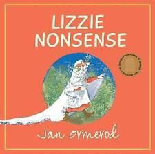Lizzie Nonsense, New, Ormerod, Jan Book