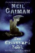 Neil Gaiman The Graveyard Book Hardcover 2008