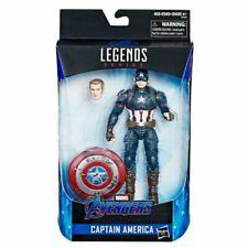 Marvel Legends WORTHY CAPTAIN AMERICA Avengers Endgame MJOLNIR Walmart Excl. NEW